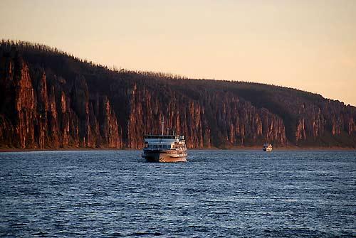 Ngắm 10 dòng sông dài nhất thế giới - Hình 8