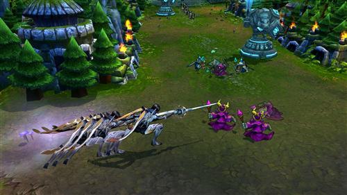 League of Legends giới thiệu Kiếm sĩ Fiora