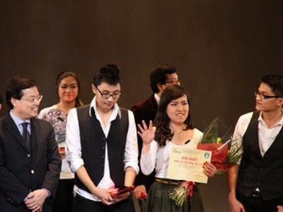 Cuộc thi Tài năng trẻ Việt Nam tại Pháp 2012 - Hình 1