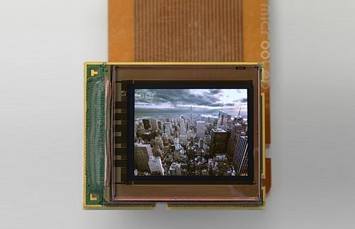 Kính ngắm 0,61 inch độ phân giải 5,4 triệu điểm ảnh - Hình 1