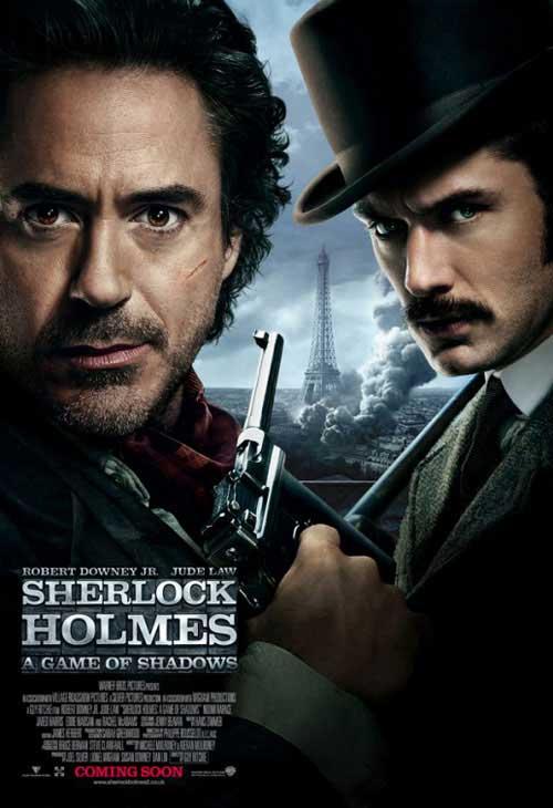 Robert Downey Jr. tái xuất cùng Sherlock Holmes - Hình 1
