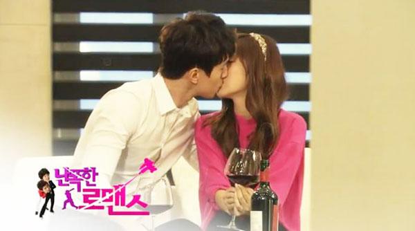 Jessica (SNSD) hôn người yêu cũ cực-kì-tình-củm - Hình 1
