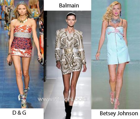 10 kiểu váy khuấy động ngày hè - Hình 2