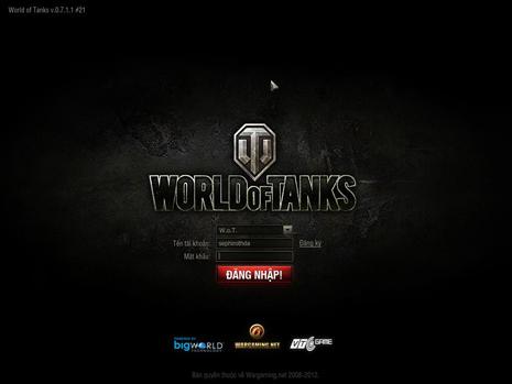Ngày ra quân êm ả của World of Tanks Việt Nam - Hình 1