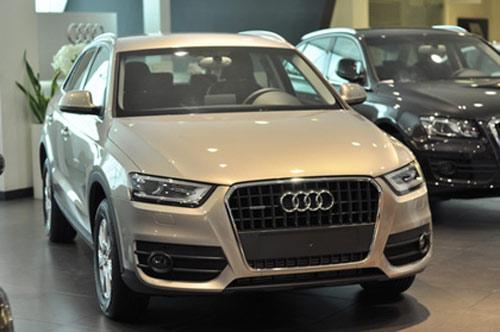 Về Việt Nam, Audi Q3 chốt giá 1,7 tỷ đồng - Hình 1