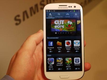 Samsung Galaxy S III sẽ cháy hàng ở Việt Nam - Hình 1