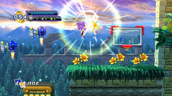 Sonic the Hedgehog 4: Episode II, nhím tốc độ tái xuất giang hồ - Hình 1