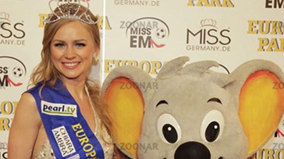 Người đẹp Nga đăng quang hoa hậu EURO 2012 - Hình 1