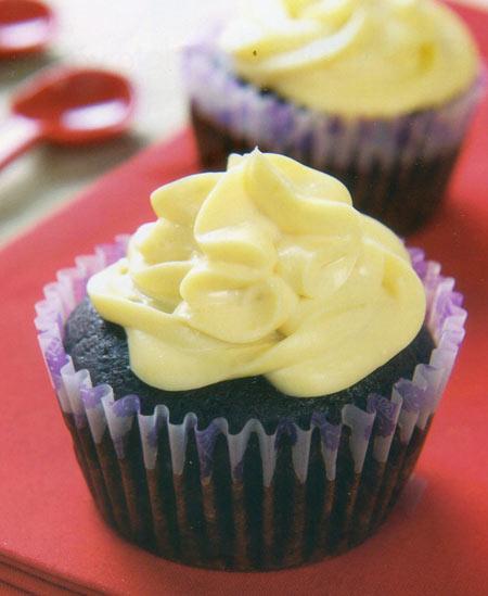 [Chế biến]-Bánh cupcake chocolate và chuối - Hình 1