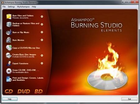 Ghi đĩa đơn giản và nhanh chóng với phần mềm chuyên nghiệp - Hình 1