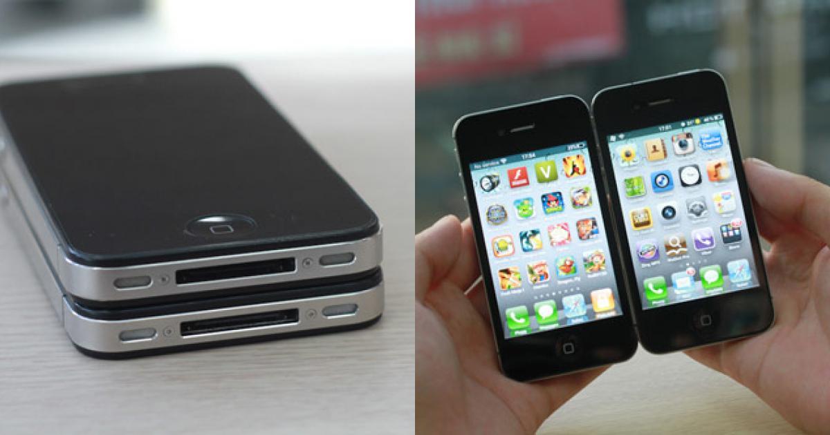 HKPhone 4S-Retina Pro cho người mê công nghệ .