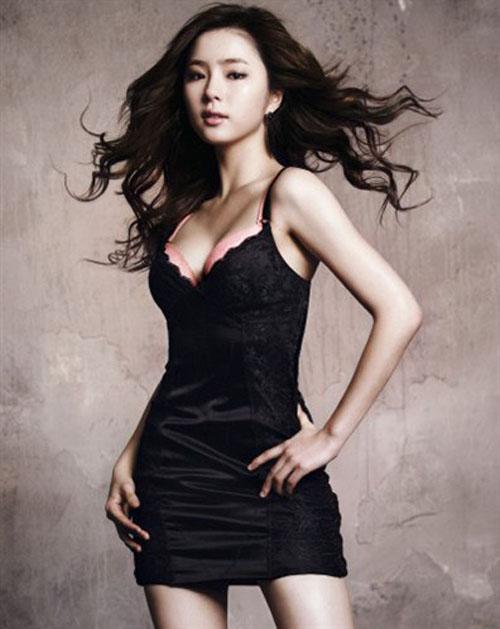 Những nữ hoàng nội y Hoa, Hàn - Hình 24