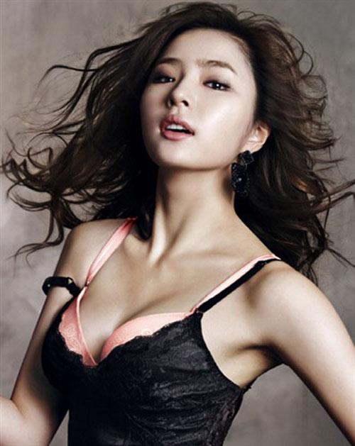 Những nữ hoàng nội y Hoa, Hàn - Hình 25