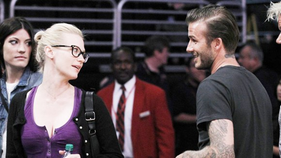 Beckham hấp dẫn nhất giới thể thao - Hình 1