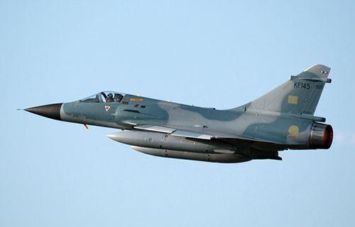 Các máy bay ném bom chiến đấu của KQ Ấn Độ đều có khả năng hạt nhân - Hình 1