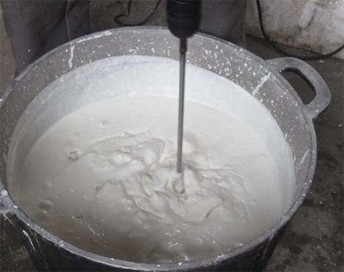 [Chế biến] - Cảnh nghề làm bánh tẻ Hưng Yên - Hình 1