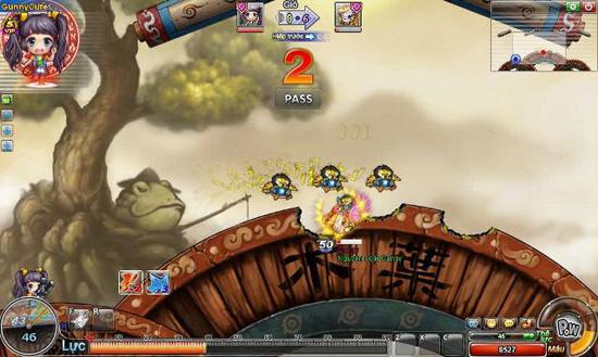 Hình ảnh Legend-Ná Thần trong Gunny Online