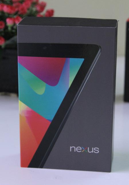 Máy tính bảng Google Nexus 7 xuất hiện ở Hà Nội - Hình 1