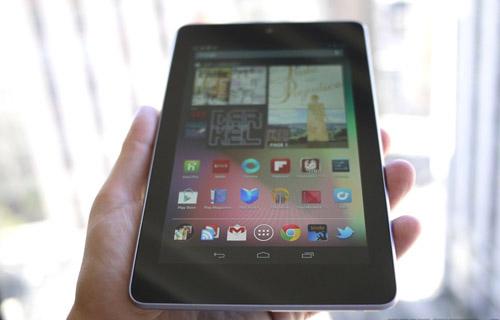 Máy tính bảng Nexus 7 bán hết veo dù chưa lên kệ tại Mỹ - Hình 1