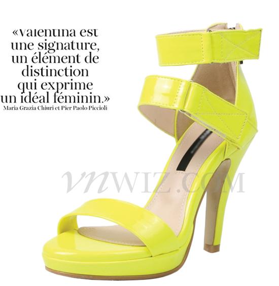 Những đôi giày quyến rũ của mùa hè - Hình 1