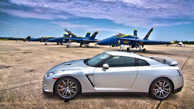 Nissan lấy cảm hứng từ máy bay để chế tạo siêu xe - Hình 1