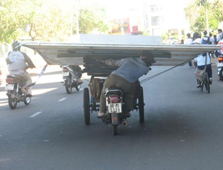 Những hình ảnh chỉ có ở Việt Nam (64) - Hình 1