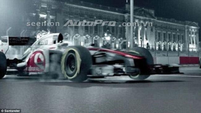 Ông trùm F1 không đùa về đường đua 35 triệu bảng - Hình 1