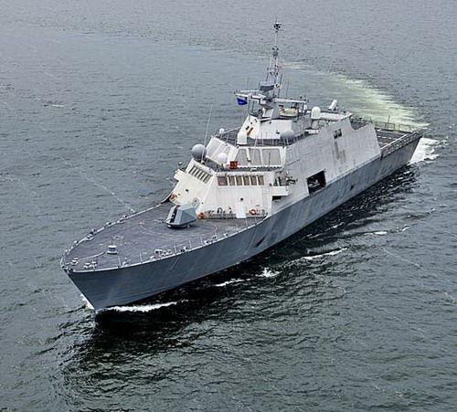 Tàu chiến đấu duyên hải Mỹ không đạt được tính năng theo thiết kế? - Hình 1