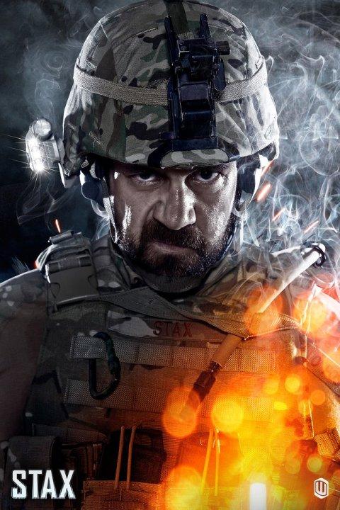 Ảnh nghệ thuật ấn tượng về Battlefield 3 - Hình 1