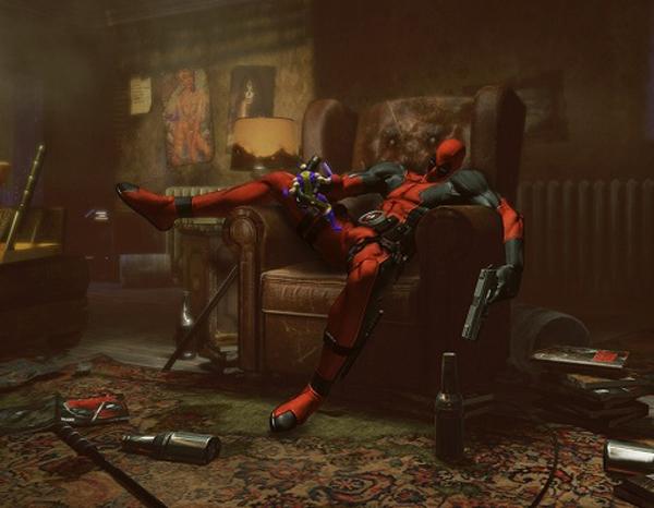 Deadpool The Game - Tột đỉnh trào phúng - Hình 1