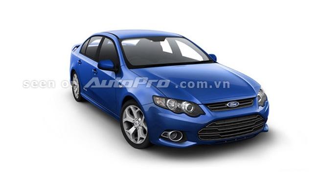 Ford quyết định cắt giảm sản xuất tại Úc - Hình 1