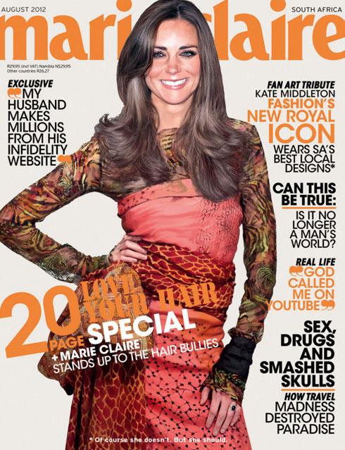 Kate Middleton thành nạn nhân của photoshop - Hình 1