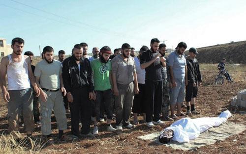 Toàn cảnh xung đột đẫm máu ở Syria - Hình 1