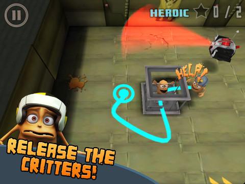 Critter Escape: Game giết thời gian trên xe buýt