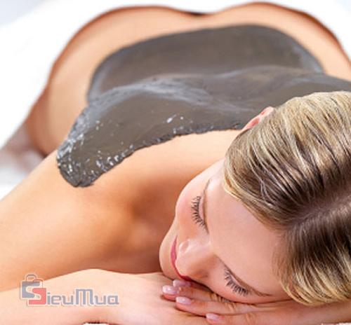 Kem tắm trắng bùn biển, ngọc trai, linh chi cao cấp giá chỉ có 75.000đ, cho bạn làn da trắng hồng rạng rỡ mà không phải tốn nhiều tiền dưỡng da. - Hình 4