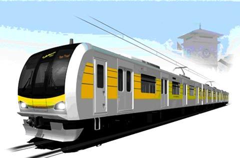 Khởi công tuyến tàu điện ngầm 2 tỷ USD