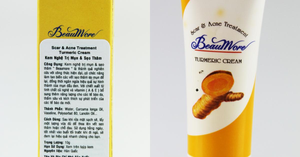 Kem trị mụn Beaumore giá chỉ có 60.000đ, bổ sung thêm năng lượng cho các tế bào da, thấm sâu và kích thích sự phát triển của các tế bào da mới.