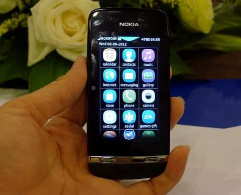 Khám phá Nokia cảm ứng, lướt web giá 2 triệu - Hình 2