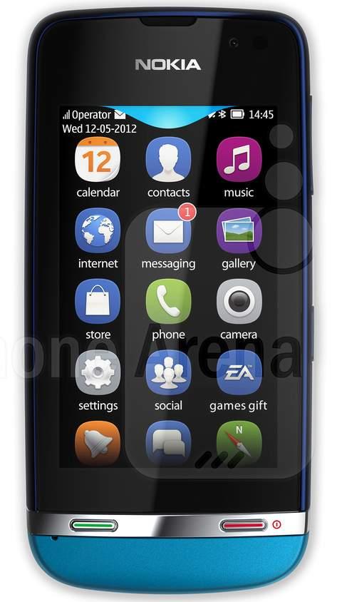 Khám phá Nokia cảm ứng, lướt web giá 2 triệu - Hình 1