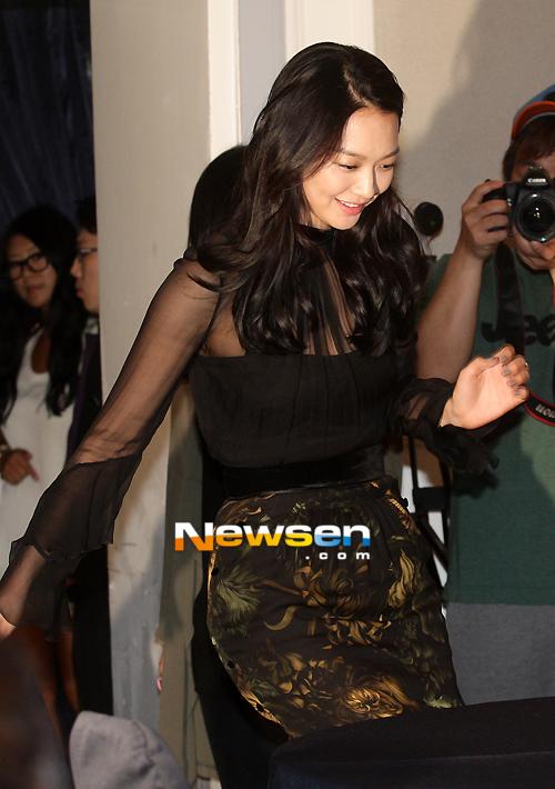 Shin Min Ah đẹp không tì vết