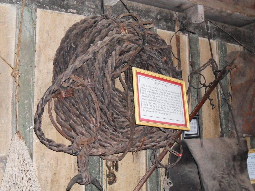 Chiêm ngưỡng những dụng cụ của vua săn voi Ama Kông - Hình 4
