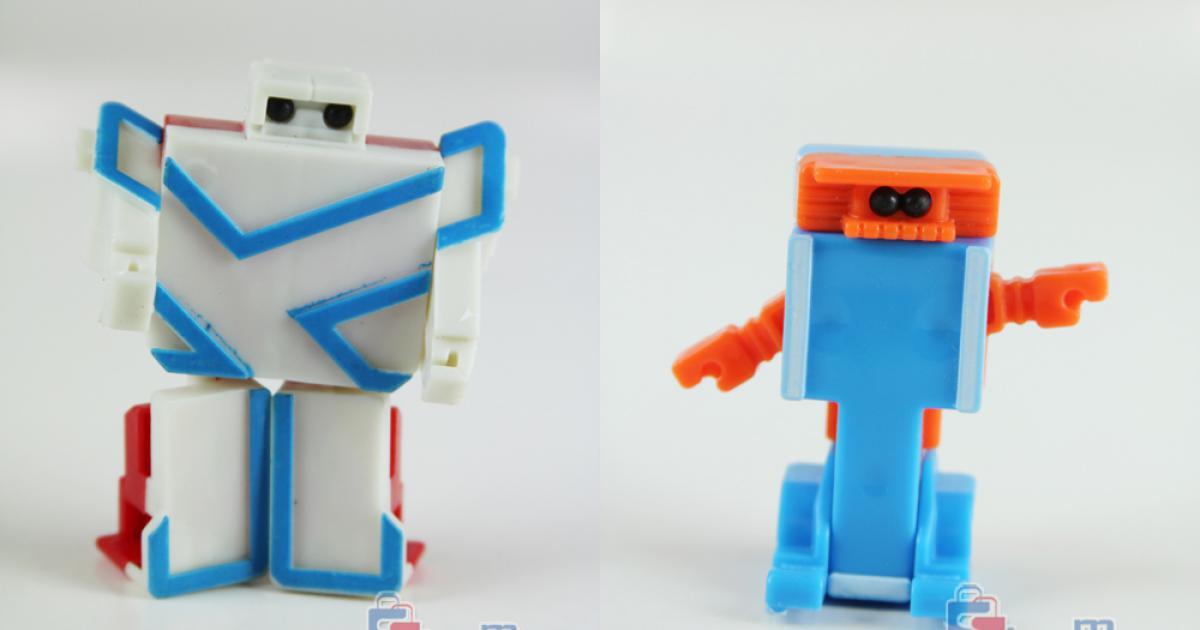 Bảng chữ cái biến hình kỳ diệu giá chỉ có 155.000đ, mỗi chữ cái có thể xếp thành hình thù những con robot khác nhau, giúp rèn luyện trí tuệ cho bé yêu của bạn.