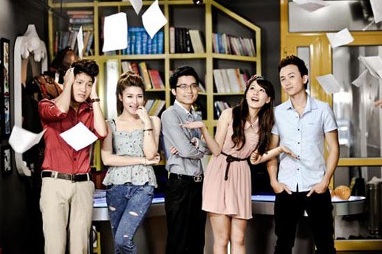 Phim sitcom dành cho teen – Món ngon còn sạn