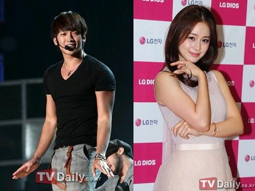 Rain và Kim Tae Hee được phán là định mệnh của nhau - Hình 1