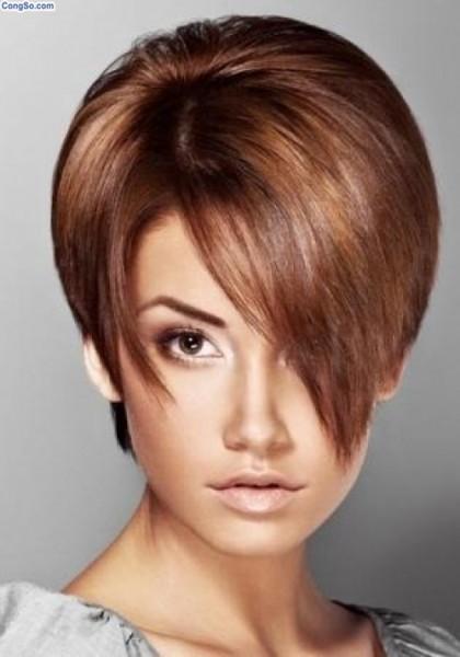Style tóc đẹp cho cô nàng tomboy - Hình 6