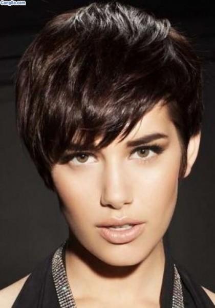 Style tóc đẹp cho cô nàng tomboy - Hình 5