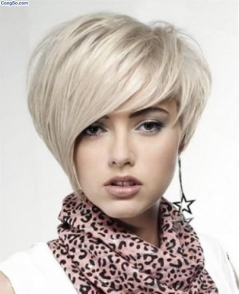 Style tóc đẹp cho cô nàng tomboy - Hình 7