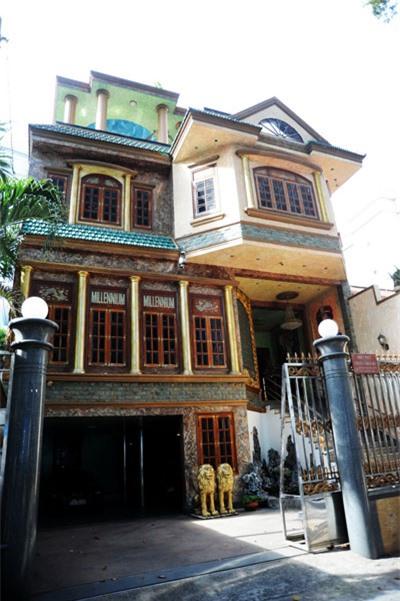 Hình ảnh lạnh gáy bên trong căn nhà của ca sĩ Ngọc Sơn