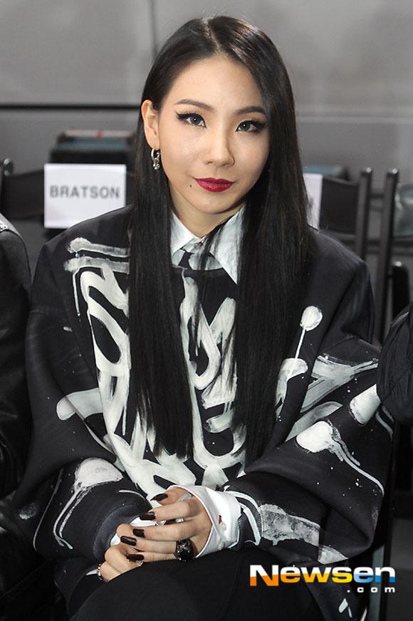Sao Hàn ăn diện tham dự sự kiện Seoul Fashion Week - Hình 4
