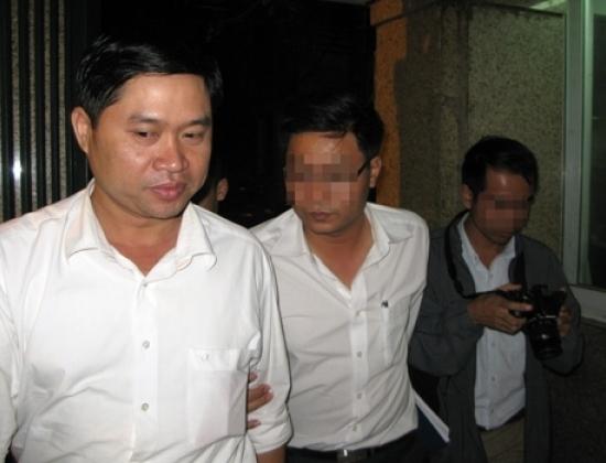 Vợ BS Tường đã khuyên đưa nạn nhân đến bệnh viện